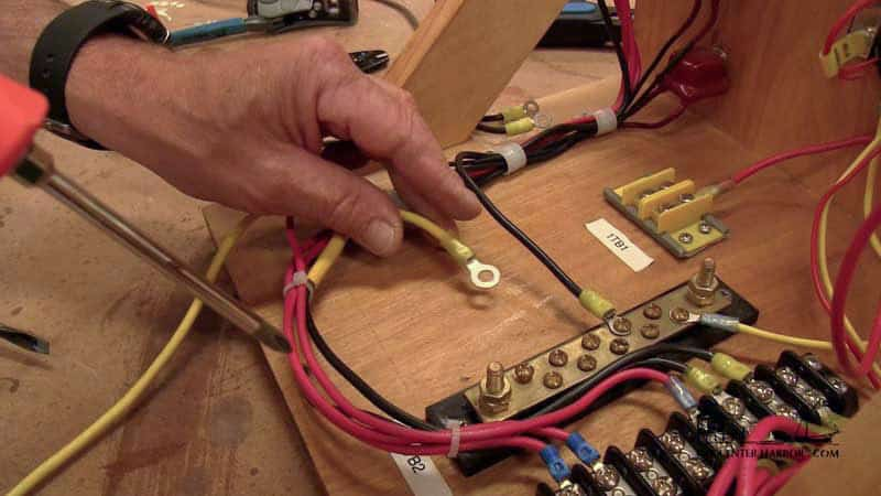 videos marine electrical systems 6 part video series marine electrical wiring standards marine electrical wiring connectors
