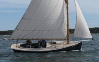 SOLD – 22′ 2008 Muscongus Bay Sloop Thumbnail Image