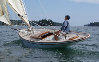 SOLD – 23′ Fife Sloop Thumbnail Image