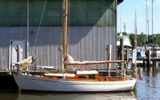 SOLD – 25′ 1958 Vertue Sloop Thumbnail Image