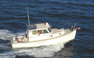 28′ 1986 Cape Dory Cruiser Thumbnail Image