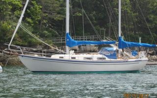 SOLD – 32′ Allied Seawind II Ketch Thumbnail Image
