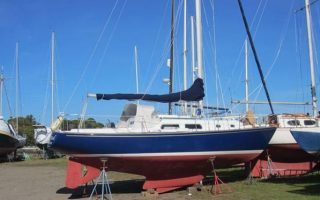 SOLD – 33′ 1973 Pearson Sloop Thumbnail Image