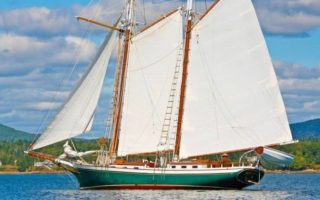 SOLD – 36′ 1962 Murray Peterson Coasting Schooner Thumbnail Image