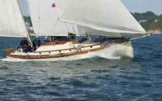 SOLD – 39′ 1935 Crocker Ketch Thumbnail Image