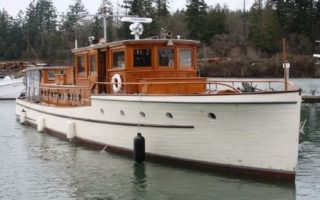 SOLD – 56′ 1926 Winslow Bridge Deck Cruiser Thumbnail Image