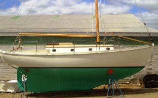 SOLD – 29′ 2015 Joel White Torrey Island Sloop Thumbnail Image