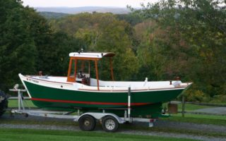 SOLD – 21′ Weston Farmer Skipjack Thumbnail Image