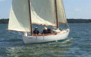 SOLD – 28′ Gannon and Benjamin Rozinante-Inspired Yawl Thumbnail Image