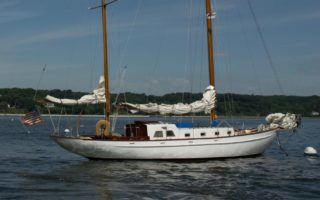 SOLD – 41′ Hollander Cruisemate Orka 12 Ketch Thumbnail Image
