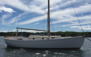 21′ Paul Gartside Sloop Thumbnail Image