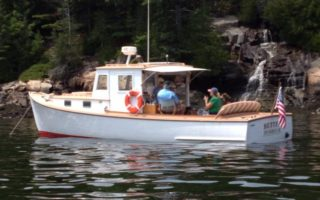 SOLD – 30′ Ralph Stanley Downeast Lobster Yacht Thumbnail Image