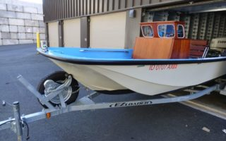 SOLD – 17′ Restored Boston Whaler Nauset Thumbnail Image