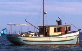 SOLD – 47′ 1945 Salmon Seiner Thumbnail Image
