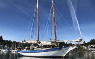 SOLD – 39′ 2004 Bill Garden Walloon Schooner Thumbnail Image