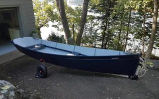 SOLD – 14′ Babson Island Skiff Thumbnail Image