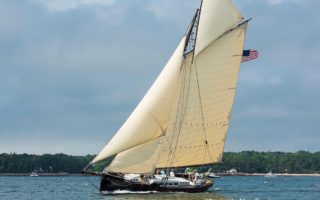 SOLD – 50′ Gaff-Headed Sloop VELA Thumbnail Image