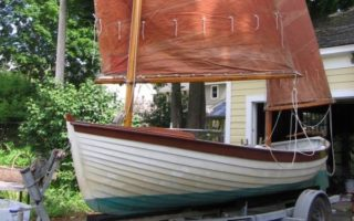 SOLD – 18′ Noman's Land Boat Thumbnail Image