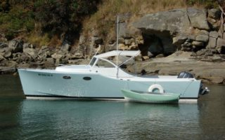 25′ Outboard Cruiser SHEARWATER Thumbnail Image