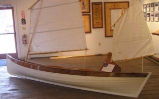 13′ Piccolo Sailing Canoe Thumbnail Image