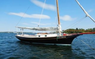 SOLD – 22′ Muscongus Bay Sloop Thumbnail Image