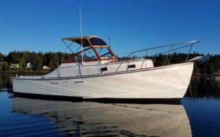 SOLD – 28′ Cape Dory Sportfish Cruiser Thumbnail Image