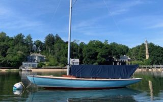 21′ 6″ Sparkman & Stephens Manhasset Bay One Design Sloop of 1994 Thumbnail Image