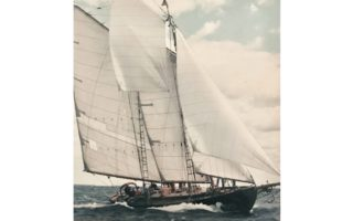 52′ 1925 John Alden Malabar VI Schooner Thumbnail Image