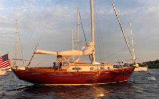 SOLD – 32′ 1961 Chesapeake 32 Sloop Thumbnail Image