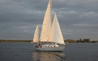 SOLD – 33′ Luders 33 Yawl by Allied Thumbnail Image