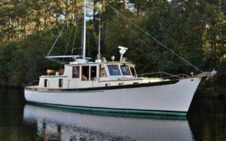 50′ 1982 Joel White Downeast Cruiser Thumbnail Image