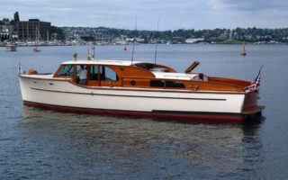 43′ 1947 Monk Bridgedeck Cruiser Thumbnail Image