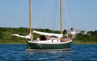 SOLD – 24′ Fenwick Williams Yawl Thumbnail Image