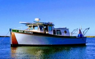 SOLD – 30′ Garden Custom Cruising Tug Thumbnail Image
