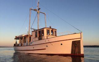 45′ Custom Berg Trawler (1927) Thumbnail Image