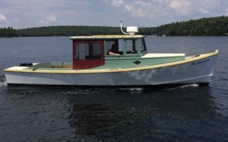 29′ Hylan Lobster Yacht (2020) Thumbnail Image